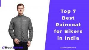 Best Raincoat for Bikers in India 2020