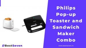Read more about the article Philips Pop-up Toaster and Sandwich Maker Combo