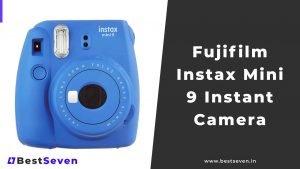 Read more about the article Fujifilm Instax Mini 9 Instant Camera