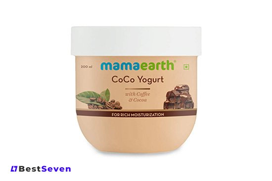 Mamaearth CoCo Yogurt with Coffee and Cocoa for Rich Moisturization review