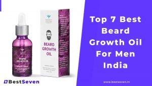 Best Beard Growth Oil For Men India