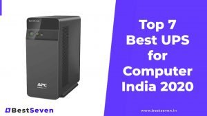 Best UPS for Computer India 2020