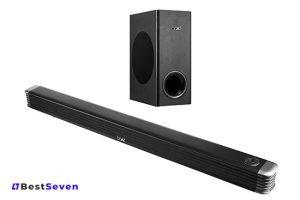 boAt AAVANTE Bar 1800 120W 2.1 Channel Bluetooth Soundbar