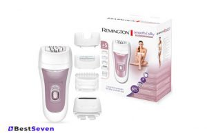 Remington Smooth And Silky 5 In 1 Epilator