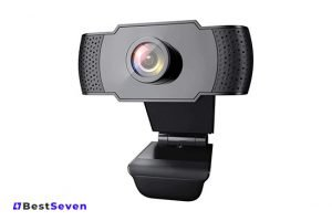 Wansview 1080P HD USB Webcam With Dual Microphone